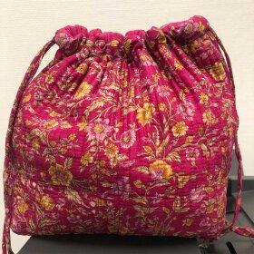 RELOVE AND ROSES - LUNA BAG | PINK