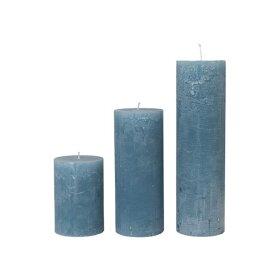 Cozy Living - STEARINLYS 10X35 - 190 TIMER | DUSTY BLUE