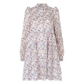 MUNTHE - TRIANGLE DRESS | IVORY