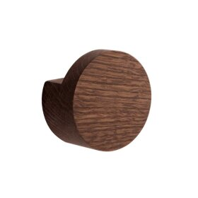 By Wirth - WOOD KNOT KNAGE 7CM | SMOKED