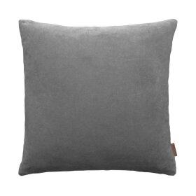 Cozy Living - VELVET SOFT LARGE 60X60 CM   GRANITE