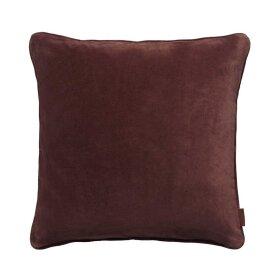 Cozy Living - VELVET SOFT LARGE 60X60 CM   RAISIN