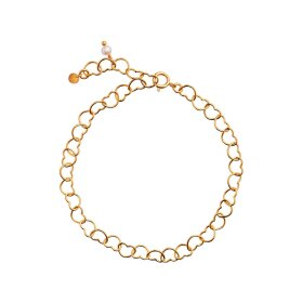STINE A - HAPPY HEARTS BRACELET | FORGYLDT