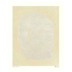 HEIN STUDIO - ROUND LINE NO. 02 - 40X50 CM