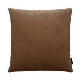 Cozy Living - VELVET SOFT PUDE 50X50 CM   EARTH