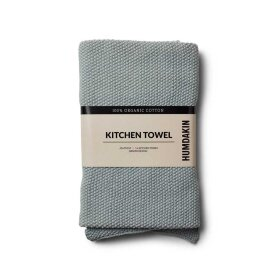 HUMDAKIN - KNITTED KITCHEN TOWEL | STONE