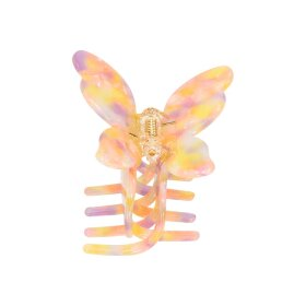 Pico - BUTTERFLY CLAW | YELLOW/PURPLE