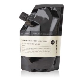HUMDAKIN - HÅNDSÆBE REFILL 750 ML | CHAMOMILE/SEABUCKTHORN