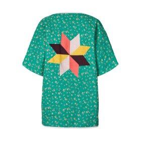 Lollys Laundry - LULU KIMONO | GREEN