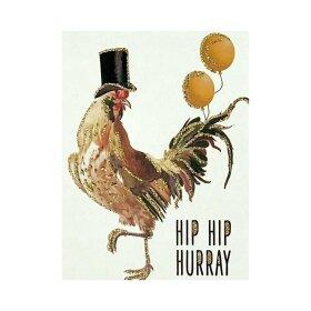 VANILLA FLY - GREETING CARD | HIP HIP HURRAY