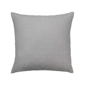 Cozy Living - HOLLY WAFFLE PUDE 50X50CM   MUD