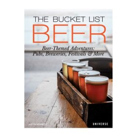 New Mags - THE BUCKET LIST: BEER