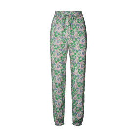 Lollys Laundry - MONA PANTS | FLOWER PRINT