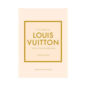 New Mags - LITTLE BOOK OF LOUIS VUITTON
