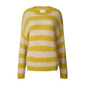 Lollys Laundry - TERRY JUMPER | YELLOW