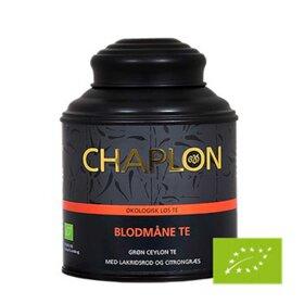 CHAPLON TEA - CHAPLON TE DÅSE 160G   BLODMÅNE GRØN TE