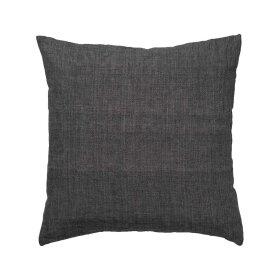 Cozy Living - LINEN CUSHION 50X50 CM   COAL