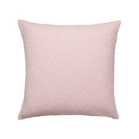 Cozy Living - HOLLY WAFFLE PUDE 50X50CM   DUSTY ROSE