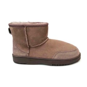 NEW ZEALAND BOOTS - ULTRA SHORT BOOT   TAUPE