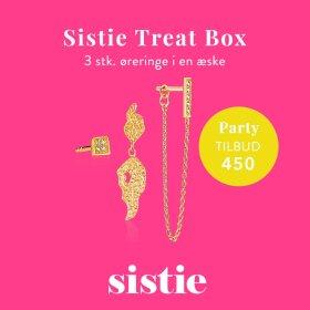 SISTIE - SISTIE TREAT BOX - PARTY | FORGYLDT