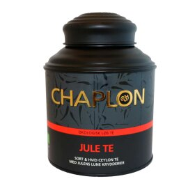 CHAPLON TEA - CHAPLON TE DÅSE 160G | JULETE