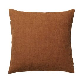 COZY LIVING - LINEN CUSHION | TOFFEE