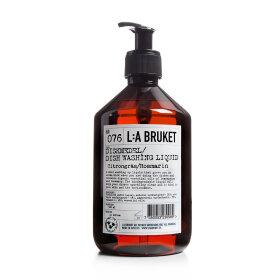 LA BRUKET - OPVASKEMIDDEL 500 ML | LEMONGRASS/ROSMARIN